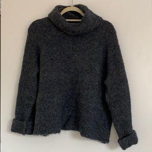 Madewell Chunky Turtleneck Sweater